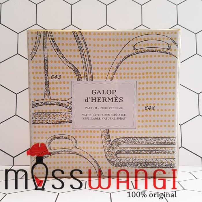 Harga Hermes Galop D Hermes Pure Perfume 50ml Parfum Wanita Original
