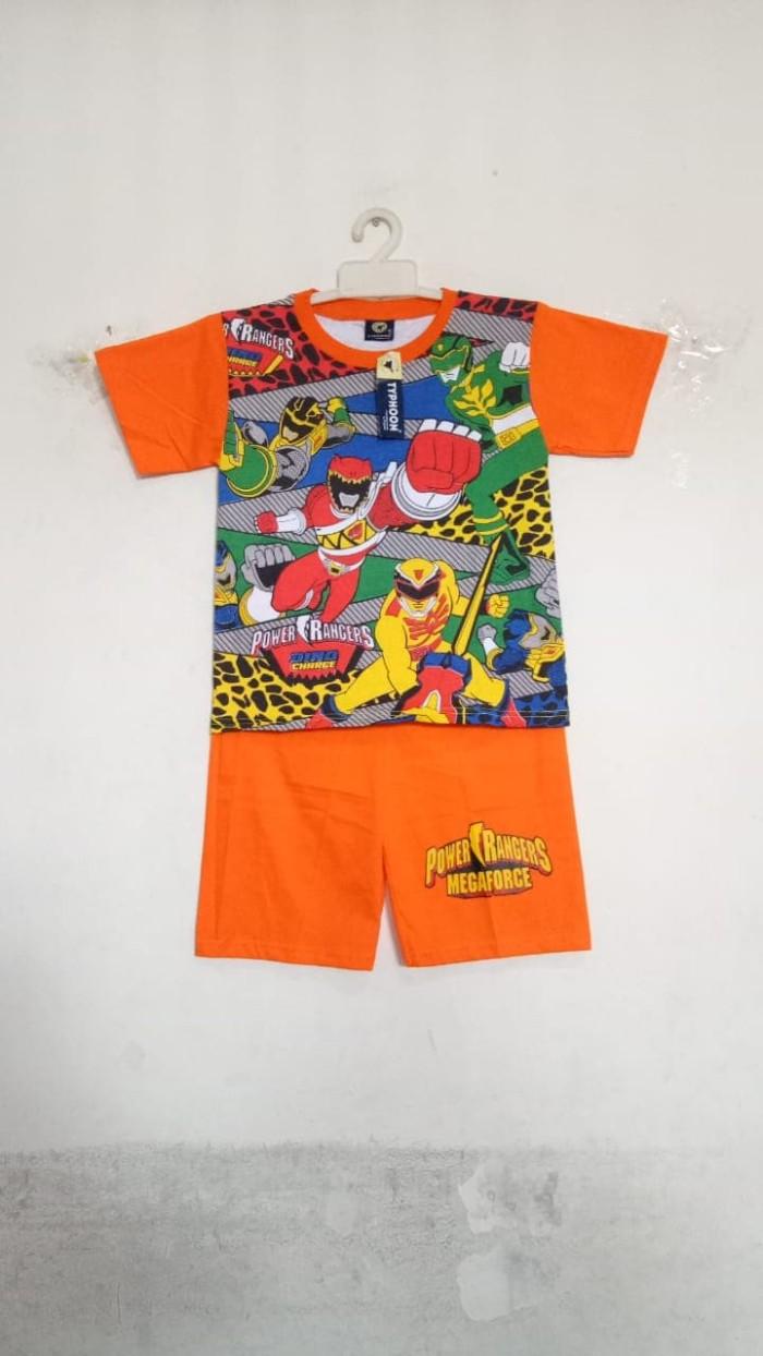 Jual Baju Setelan Anak Power Rangers 2 8 9 10 Tahun Jakarta Barat Typhoon Indonesia