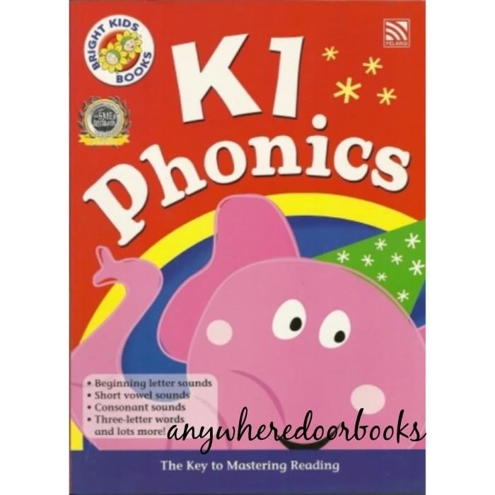 harga Pelangi books - k1 phonics Tokopedia.com