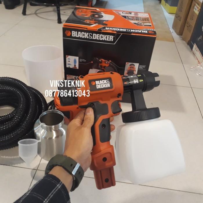 harga Mesin cat tembok electrick spraygun hvlp400 black decker hvlp 400 Tokopedia.com