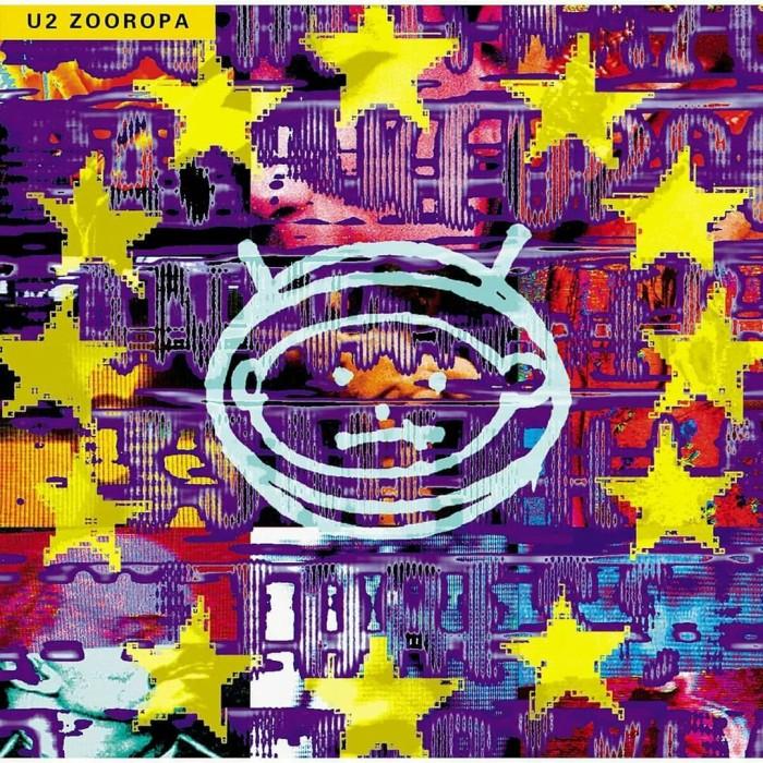 harga Piringan hitam - u2 zooropa - new sealed vinyl Tokopedia.com