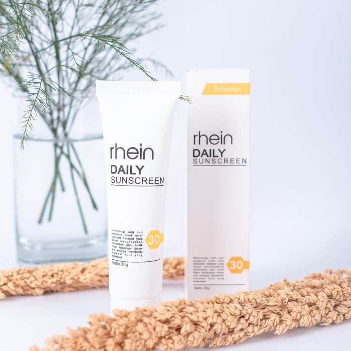 Foto Produk RHEIN Daily Sunscreen 30gr dari NMW Clinic