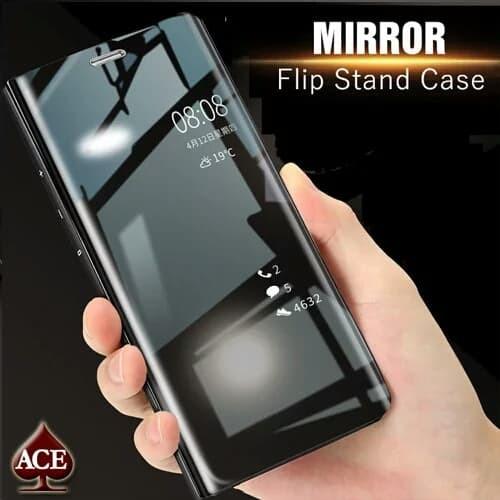 big sale fe773 1c951 Jual Flip Mirror Xiaomi Redmi Note 5 Pro Clear View Standing Cover - Kota  Tangerang - Ananta olshop acc | Tokopedia
