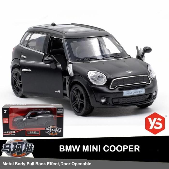 Bmw Mini Cooper >> Jual 1 36 Model Mobil Baja Diecast Pintu Terbuka Bmw Mini Cooper Dki Jakarta Ddstores Tokopedia
