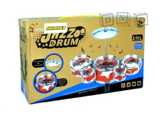 harga Mainan anak - jazz drum set mini alat musik cymbal music Tokopedia.com