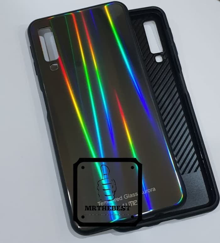harga Samsung galaxy s10 lite s10e ume aurora tempered glass hard case color Tokopedia.com