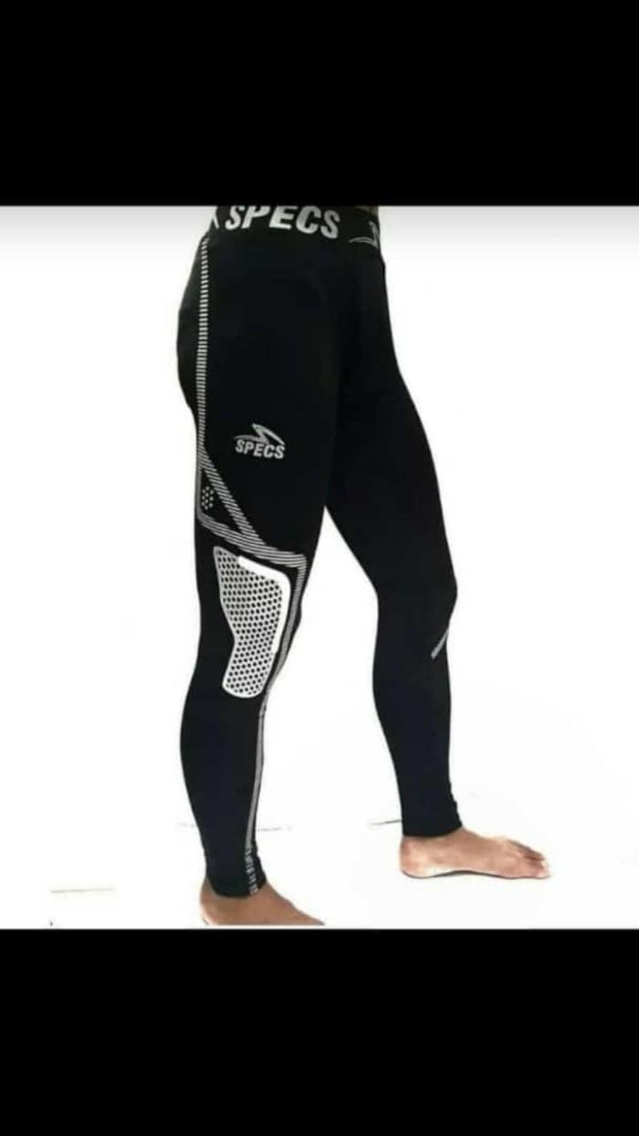 Jual Legging Leging Celana Panjang Training Specs Gym Futsal Running Sepeda Jakarta Utara Con Jersey Tokopedia