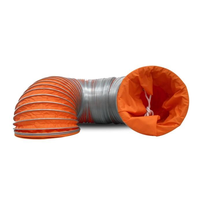 Foto Produk Imatsu Flexible Duct FD-GM-STEELCLIP 12 Inch 5 Meter Duct Hose Selang dari Kipas Online CKE