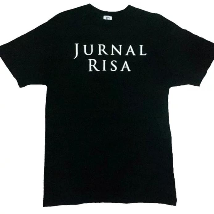 Jual Kaos Tshirt Jurnal Risa Kota Bekasi Exti99sport Tokopedia