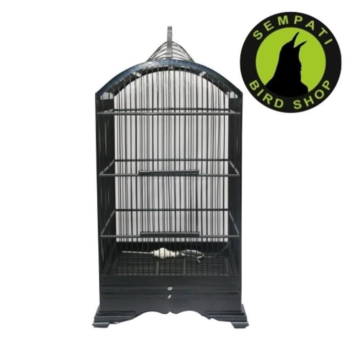 harga Sangkar Kandang Burung Kotak No.1 2 Bnr Tokopedia.com