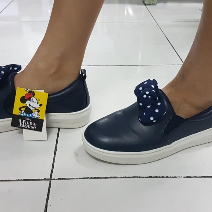 Jual Sepatu Nevada Seri Mini Mouse Disney Wanita Kab Sidoarjo