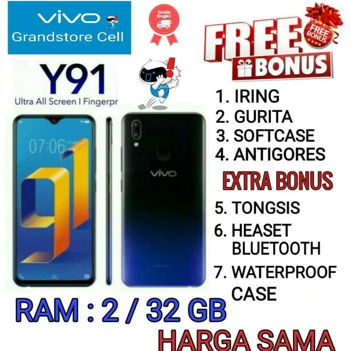 Jual Vivo Y91 Ram 2 16 Garansi Resmi Vivo Indonesia Hitam Dki Jakarta Grandstore Cell Tokopedia
