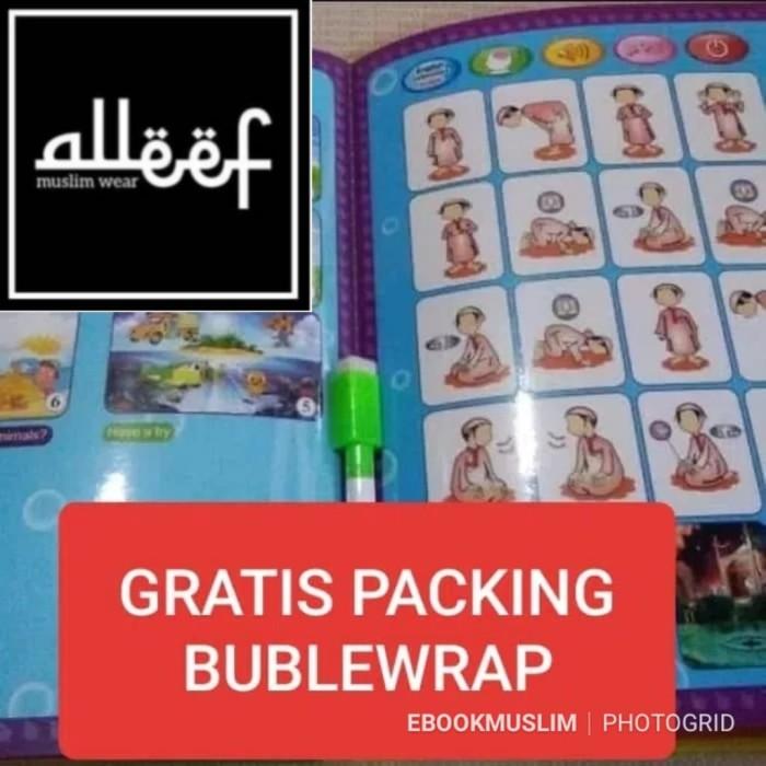 harga Mainan edukasi anak 3 bahasa muslim penghapal alquran kenal suara mobi Tokopedia.com