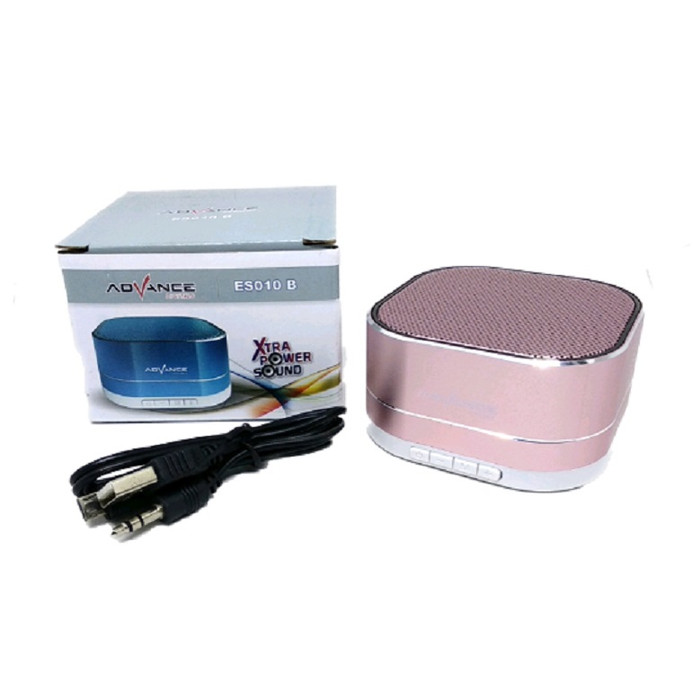 harga Advance es010b mini portable bluetooth speaker - Tokopedia.com