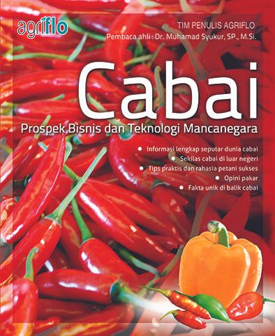 harga Buku cabai (agriflo) - prospek bisnis dan teknologi mancanegara Tokopedia.com