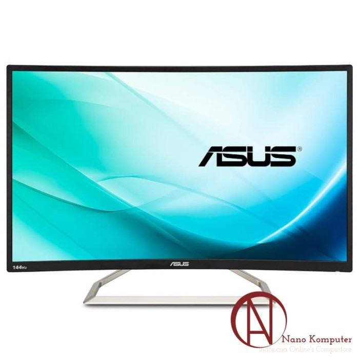 harga Asus gaming monitor va326h 31.5  fhd va 144hz 4ms curved Tokopedia.com