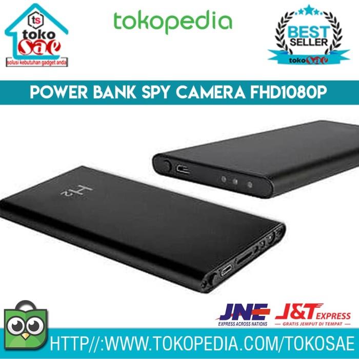 harga Powerbank h2 camera full hd 1080p infrared kamera power bank 5000mah Tokopedia.com
