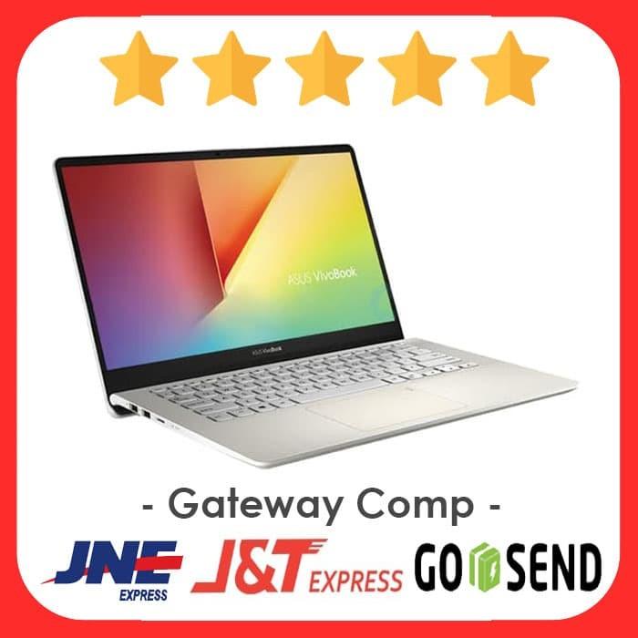 harga Laptop asus s430fn-eb725t - i7-8565u 8gb 256gb ssd mx150 2gb gold Tokopedia.com