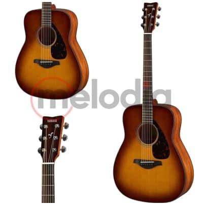Jual Yamaha FG800 Dreadnought, 6-string Acoustic Guitar - BrownSunburst -  Kota Surabaya - Melodia Musik Surabaya | Tokopedia