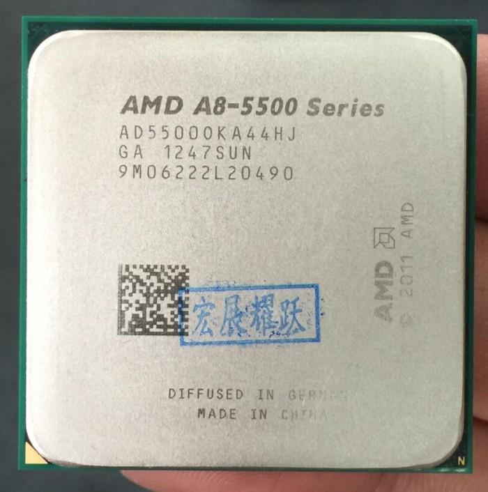 Jual AMD PC computer CPU GPU Video carA-Series APU X4 A8-5500K A8 5500K -  Jakarta Pusat - maztopa | Tokopedia