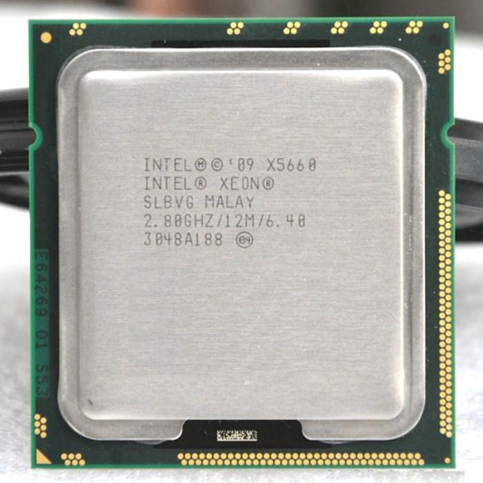 MAO YEYE Intel Xeon X3460 CPU 2.8GHz 8M Quad Core Socket LGA1156 Processor