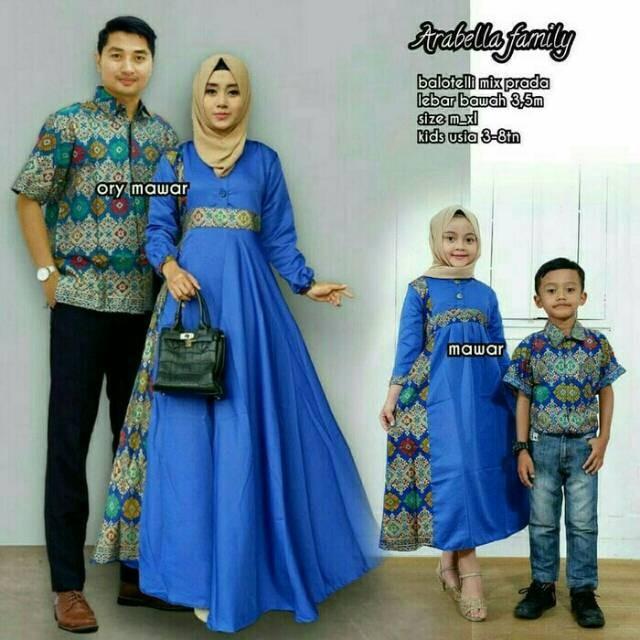 Jual Agen Baju Batik Couple Keluarga Batik Pasangan Model Muslim Baju Kota Surakarta Sepatuwanitaa Tokopedia