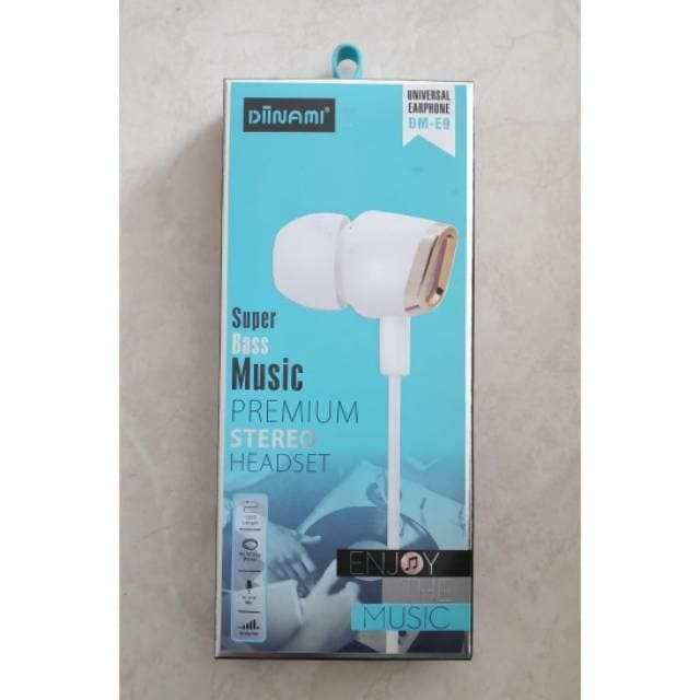 Earphone Dinami DME9