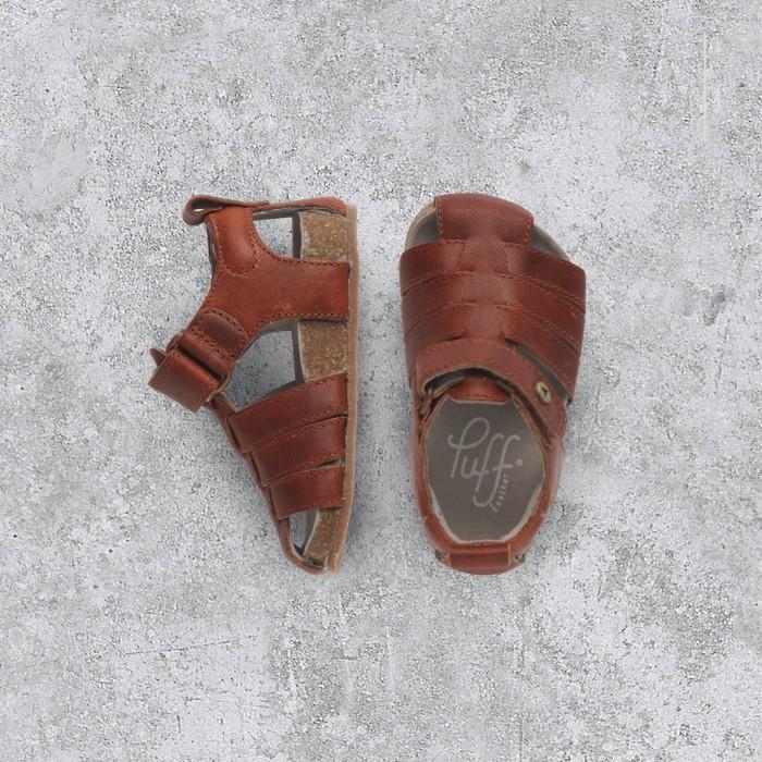 harga Arya roman too - sepatu sandal anak kulit asli kualitas export puff - 22 Tokopedia.com