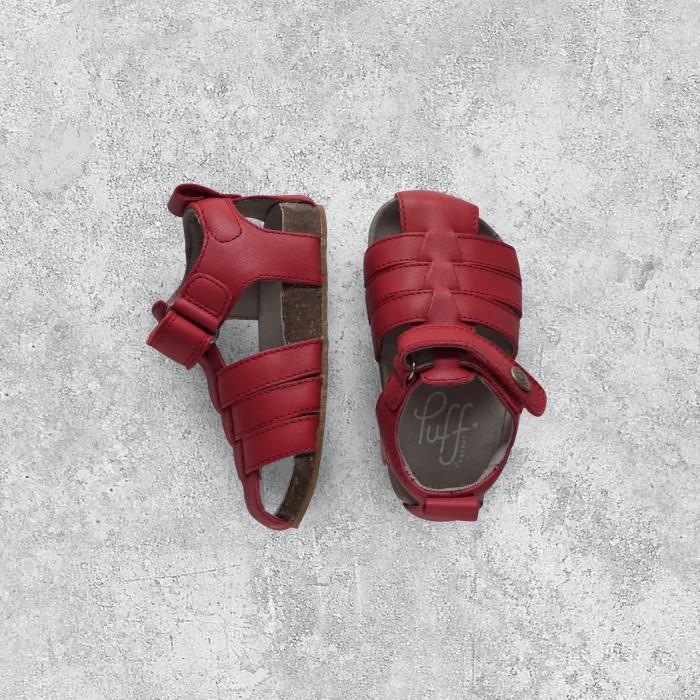 harga Arya scarlett - sepatu sandal anak kulit asli kualitas export puff Tokopedia.com