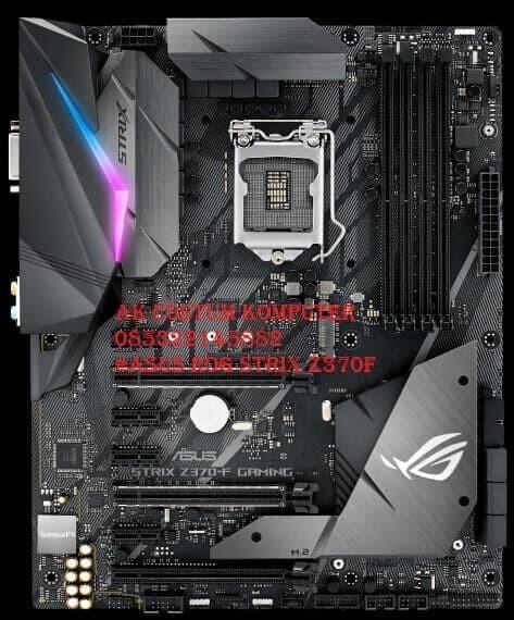 Jual PC CPU HIGH END RENDERING INTEL 9Th I5 9600K FEAT RTX 2070 8GB / 32GB  - Kota Bandung - ARIA 8800 | Tokopedia