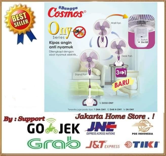 Foto Produk Kipas Angin Cosmos 3 in1 Wadesta 16-S033 - Putih dari Jakarta Home Store