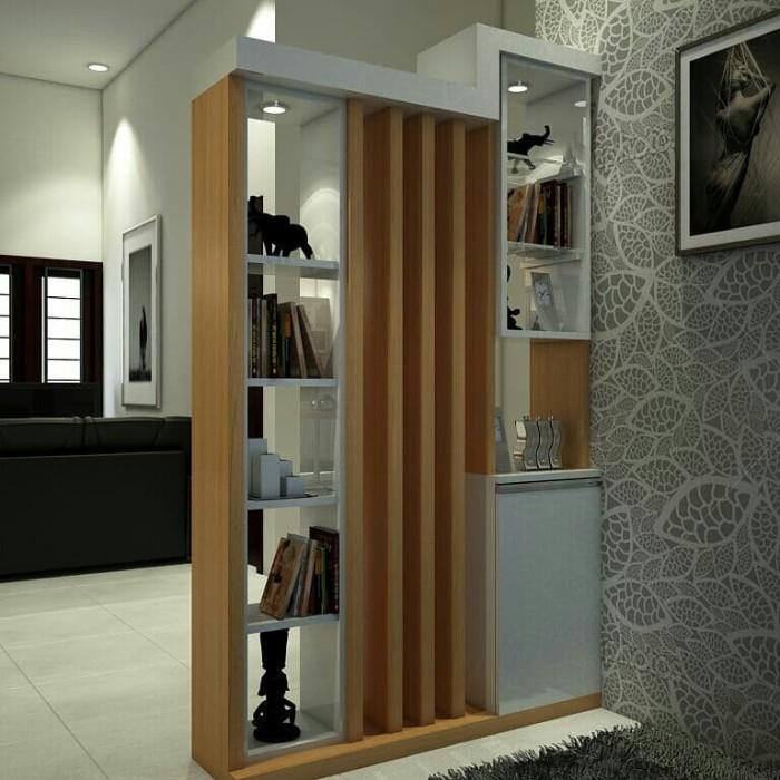 Desain Akuarium Ruang Tamu  jual partisi ruang tamu garansi 5 tahun barang berkualitas kota surakarta jwb olshop tokopedia