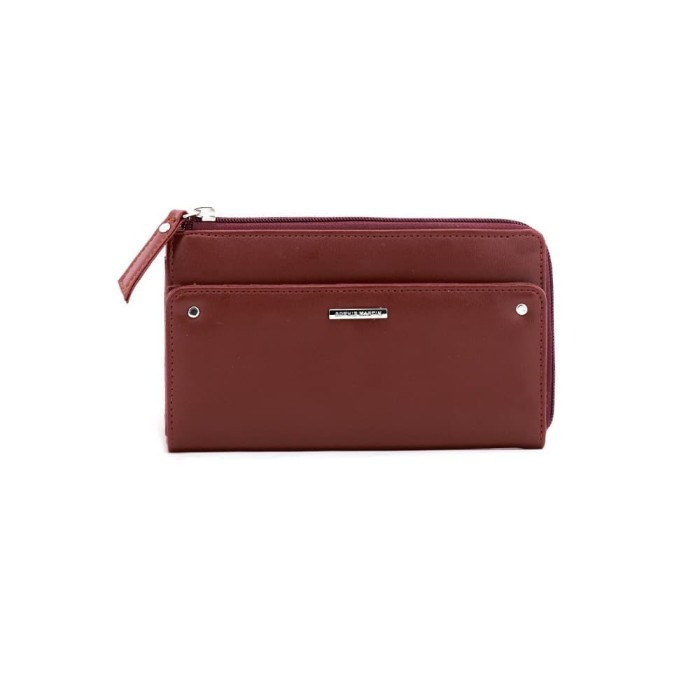 Dompet wanita sophie martin import merah