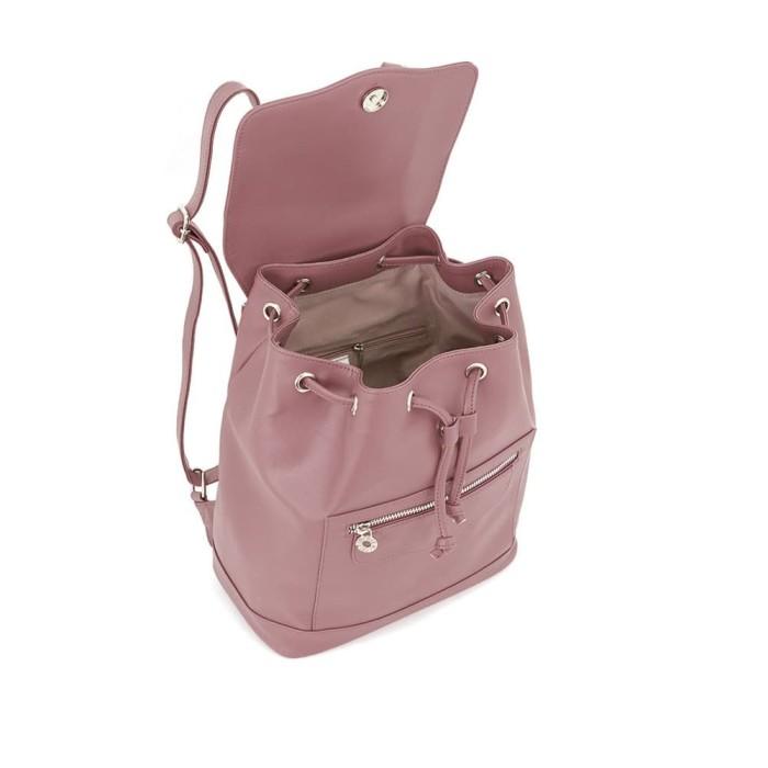Tas ransel wanita backpack pink