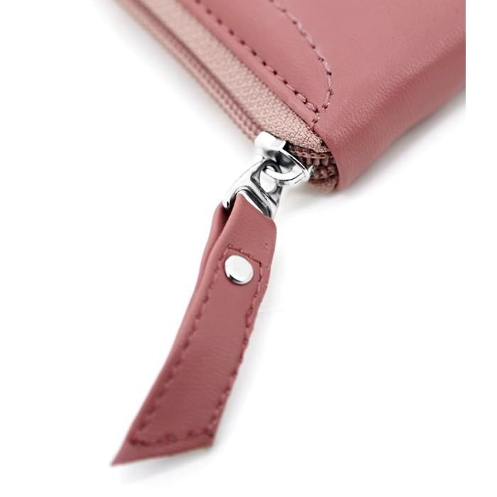 Dompet kecil wanita pink