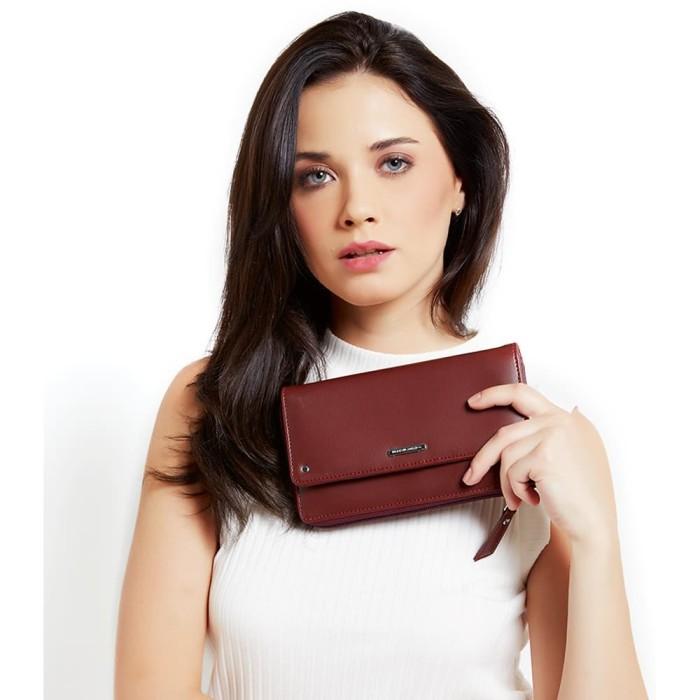 Dompet wanita import merah