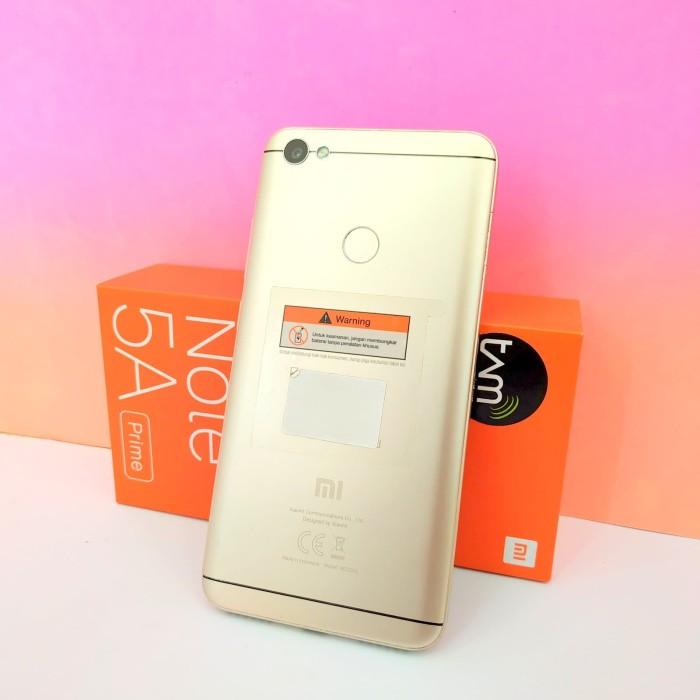 Jual Xiaomi Redmi Note 5a Prime 3 32 Second Like New Kab Klaten Dzakiyah Store Klaten Tokopedia