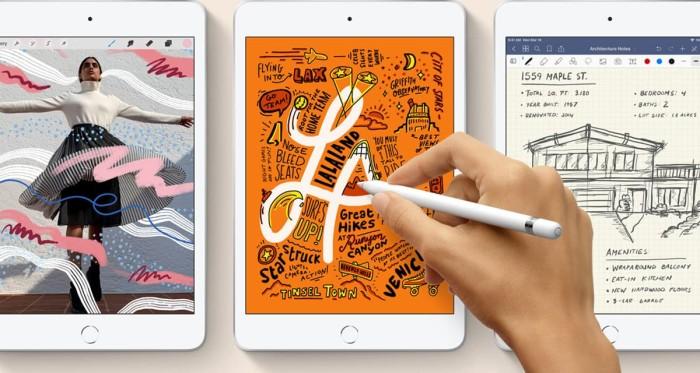 Apple iPad Mini 5th gen 2019 7.9 Inch 256gb Wifi Only - Space Grey