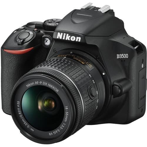 harga Nikon d3500 kit 18-55mm paket tas Tokopedia.com