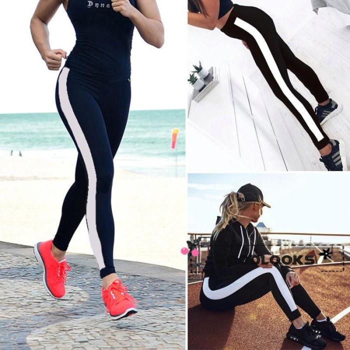 Jual Ol Celana Panjang Legging Compression Wanita Untuk Yoga Fitness Lari Jakarta Barat Oryzifora Shop Tokopedia