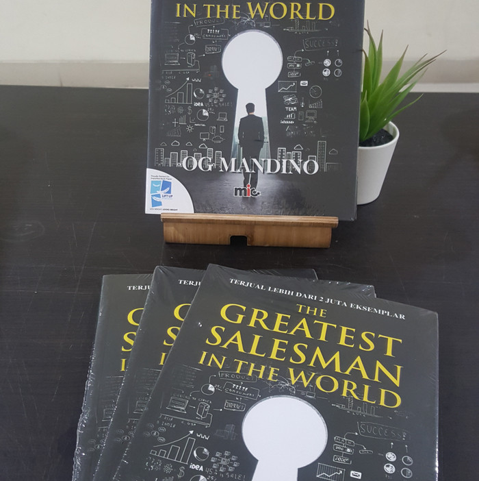 Foto Produk The Greatest Salesman in The World dari MIC Publishing