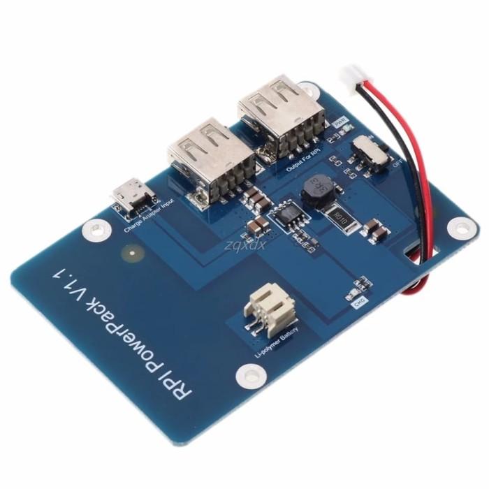 Jual Baterai raspberry ups hat arduino rc robotica - Kab  Majalengka -  Majalengka News | Tokopedia