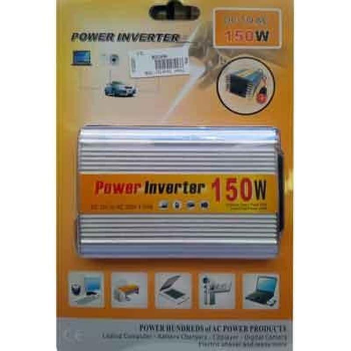 harga Car charger / car power inverter / merubah arus dc mobil menjadi ac Tokopedia.com