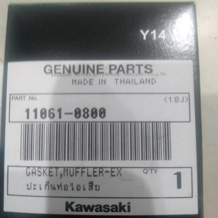 harga Gasket knalpot kawasaki z800 original ready stock Tokopedia.com