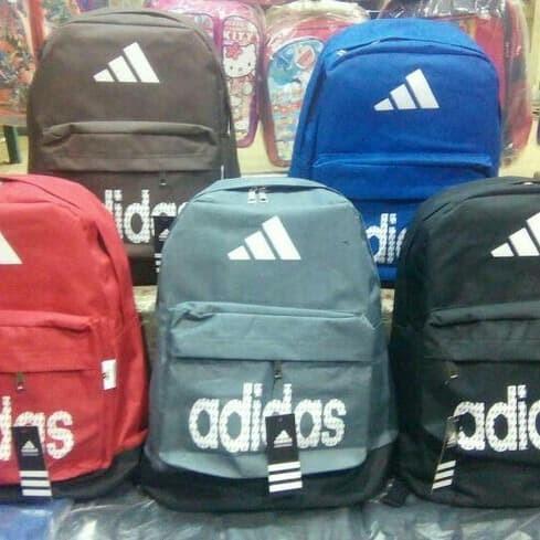 Foto Produk Tas Ransel Adidas. Tas Pelajar. Tas Sekolah. Tas Backpack. dari MH Happy