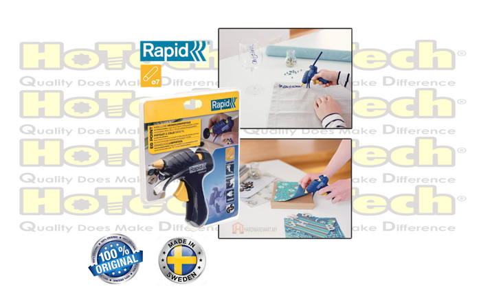 harga Promo | rapid | eg point | egpoint | mini glue gun| lem bakar Tokopedia.com