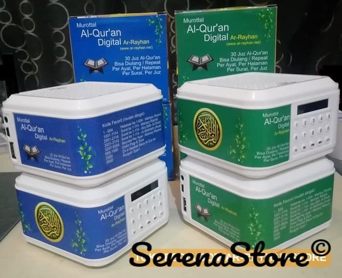 Jual Murah Speaker Alquran Digital Murottal Al Quran 30