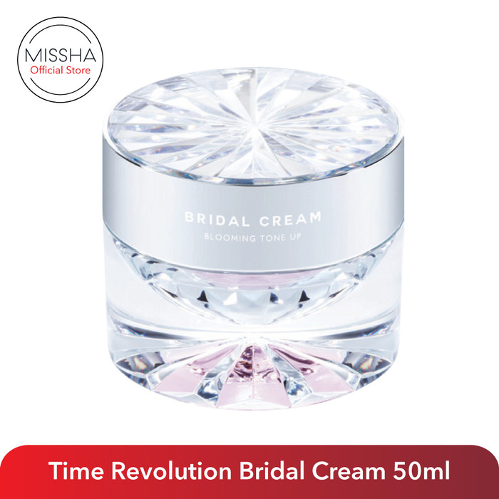 Foto Produk MISSHA Time Revolution Bridal Cream (Blooming Tone Up) dari Missha Indonesia
