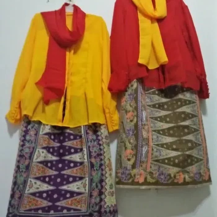 Foto Produk Baju adat betawi anak Pr - Pakaian none jakarta dari FAUZAN GHIFFARY SHOP