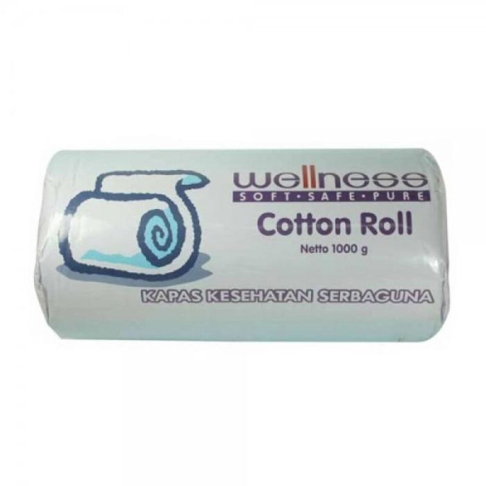 Shop Wellness Cotton Roll / Kapas Gulung 1000 Gram